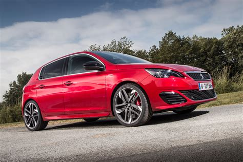 peugeot gti peugeot 308 gti revealed pictures auto express
