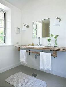 comment creer une salle de bain zen With deco meuble salle de bain