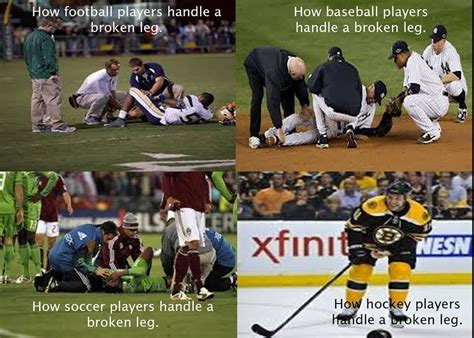 Soccer Hockey Meme - hockey players vs soccer players google search born raised in hockey town pinterest