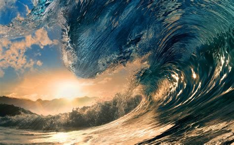 Wave Jungle Nature Summer Ocean Photo Balloon Water Sun Close Up Mountain Beautiful Hd Wallpaper