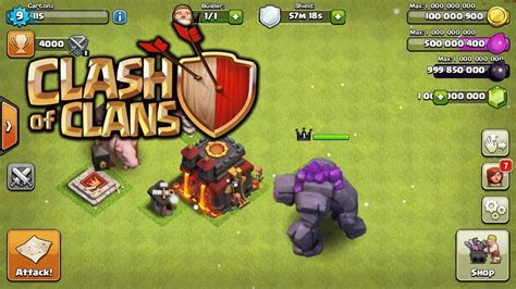 how to coc apk version hack december 2017 by