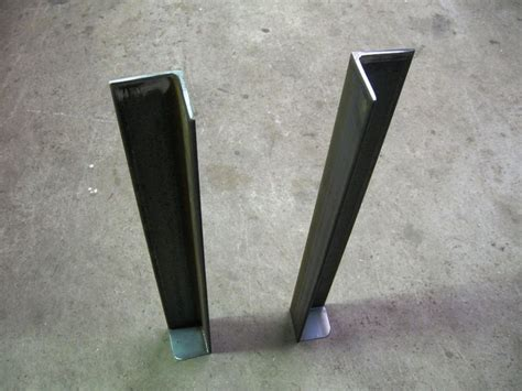 pin  sarah berrier  work table iron table legs iron