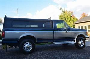 1987 Ford F  5 Speed Manual Trans