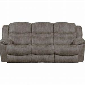 Catnapper valiant power reclining sofa with drop down for Sectional sofa with drop down table