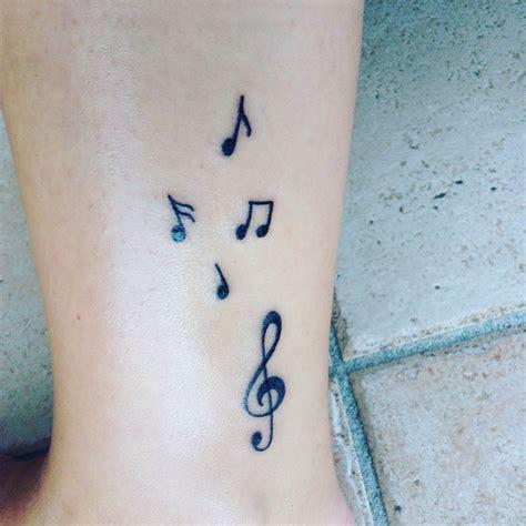 Tatouage Partition De Musique Poignet  Galerie Tatouage
