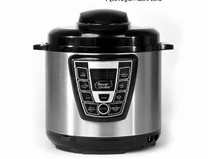 Tristar Power Cooker Electric Pressure Cooker Manual