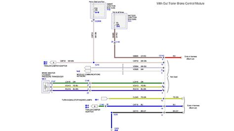 2008 Ford F550 Trailer Wiring Diagram by 2008 Ford F350 Duty Diesel Is There A Wiring Diagram
