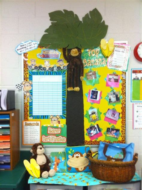 1000 images about monkey classroom theme on 134 | 9f428e0859f4e75c42809f69ee6ba7e8