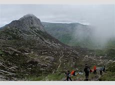 D of E Snowdonia Expedition reigate college