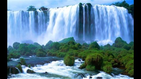 The World Most Beautiful Waterfalls Youtube