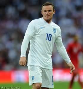 Wayne Rooney is running out of time with England | Daily ...