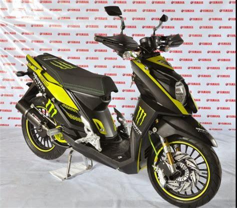 Yamaha Xride 125 Modification by Galeri Foto Modifikasi Yamaha X Ride Touring Paling Gahar