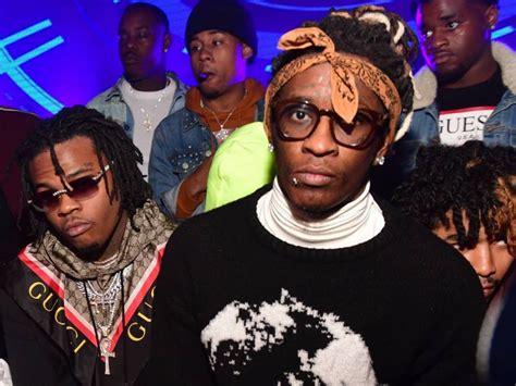 Gunna Says Young Thug Is The Best Rapper Alive | HipHopDX