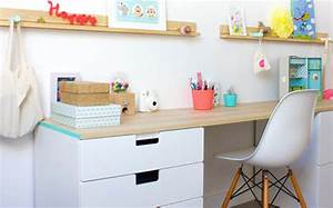 Bureau Enfant Garcon : un joli bureau pour enfant shake my blog ~ Teatrodelosmanantiales.com Idées de Décoration