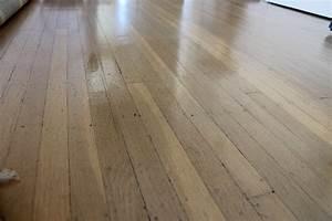 Diy wood floor polish the dabblist for How to polish wood laminate floors