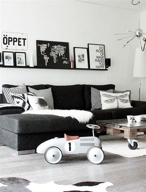 white and black living room ideas 48 black and white living room ideas decoholic