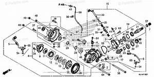 31 Honda Pioneer Parts Diagram