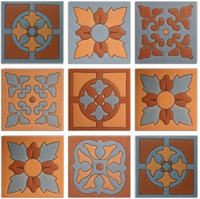 ceramic tile crafts mission arts and crafts ceramic mexican tile collection