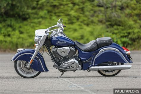 Review Indian Chief by Review 2017 Indian Chief Classic On The Warpath