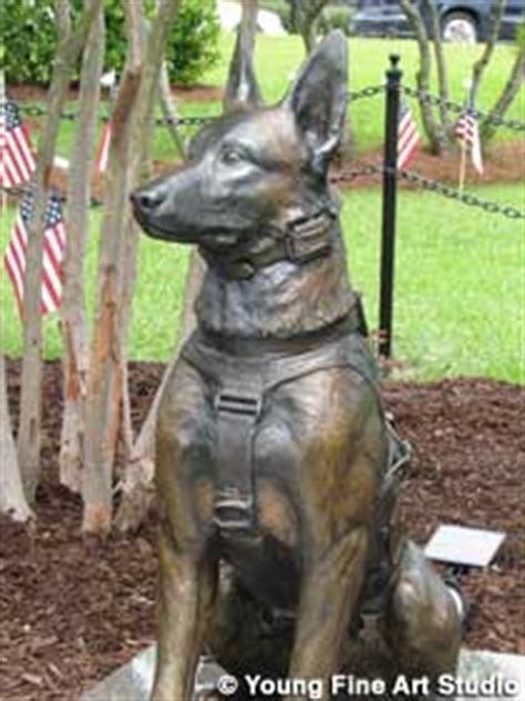 fayetteville nc special forces  dog memorial