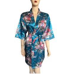 bridesmaid kimono popular floral robe buy cheap floral robe lots from china floral robe suppliers on aliexpress