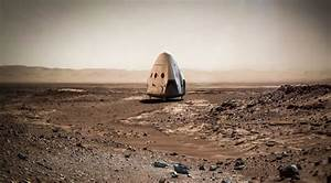 SpaceX announces plans for Dragon mission to Mars ...