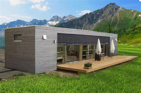 Feststehende Tiny Häuser by Meiselbach Mobilheime