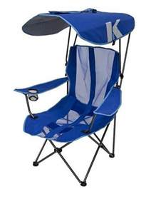 canopy chair folding sun shade patio cing outdoor seat