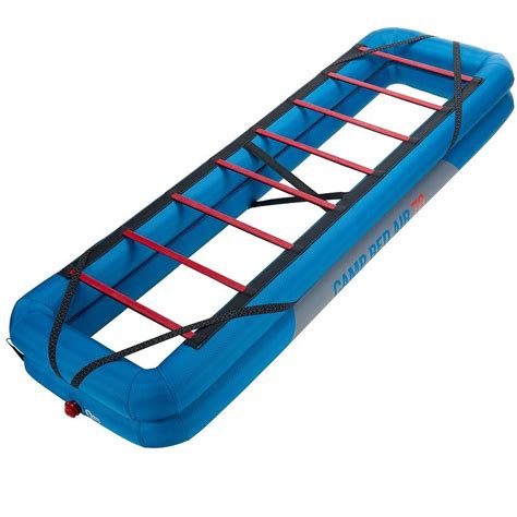 Air Inflatable Camp Bed  70 Cm Decathlon