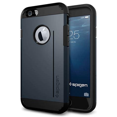 spigen iphone 6s capsule spigen tough armor s for iphone 6 6s metal slate
