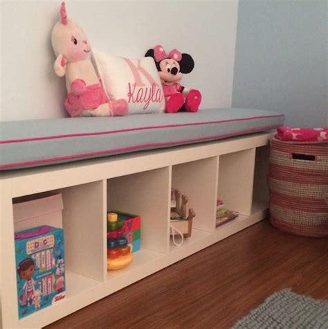 le sur pied chambre bébé étagère kallax ikea 69 idées originales de l 39 utiliser