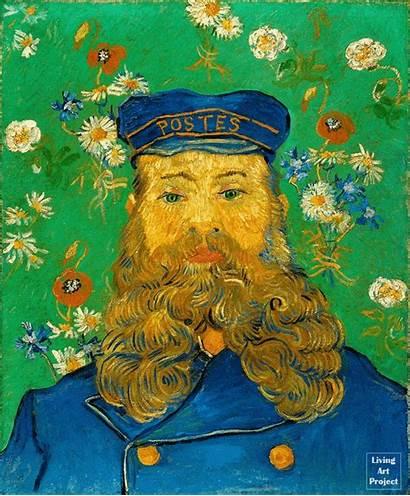 Gogh Obras Eugene Movimento 1888 Retrato Boch