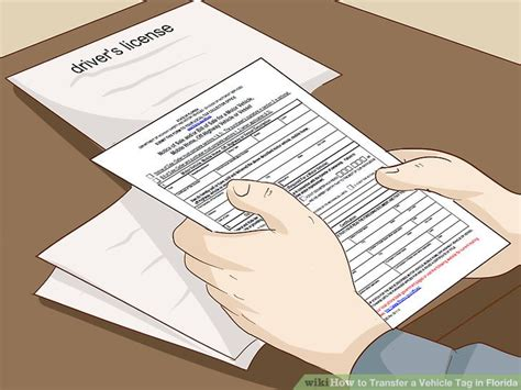 florida proof of vin form 3 ways to transfer a vehicle tag in florida wikihow