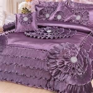shop ruffled comforter set on wanelo