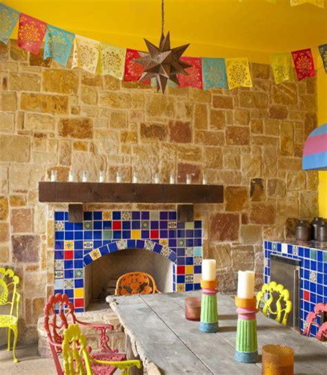 decoracion de inspiracion mexicana