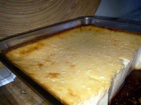 recette cuisine familiale recette de crème au caramel plat familiale