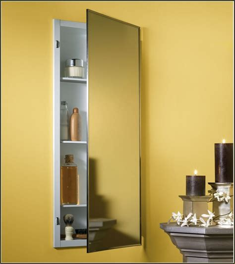 Wooden Medicine Cabinets Without Mirrors   Home Design Ideas
