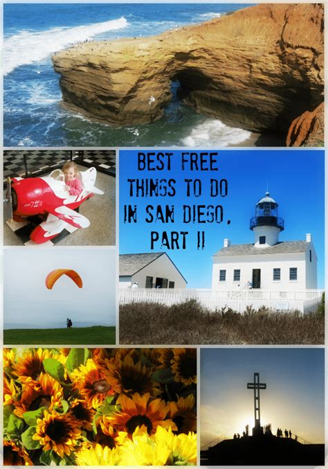Parts San Diego by Best Free Things To Do In San Diego Part Ii Postcards