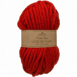 Cable Knit Yarn 150g