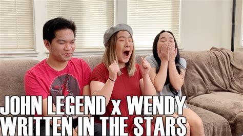 Written In The Stars (reaction Video