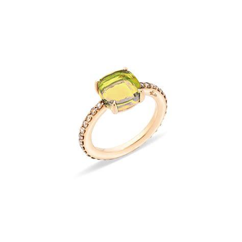 pomellato anello anello baby pomellato gioielleria