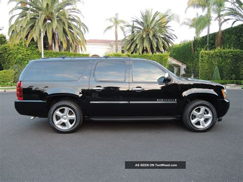 2009 Chevrolet Suburban by 2009 Chevrolet Suburban 1500 Ltz Sport Utility 4 Door 5 3l