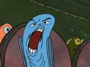 Sad Spongebob Face Meme Drone Fest