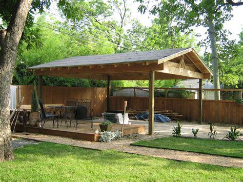 build wood carport kits    plans