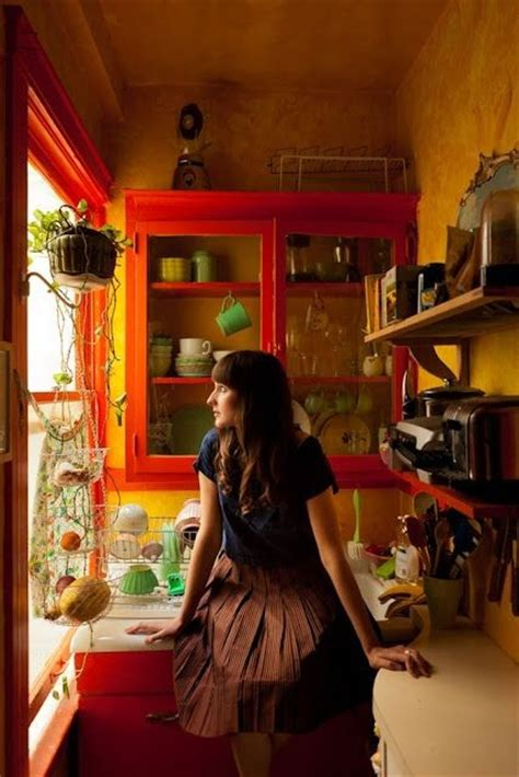 whimsy bohemian kitchens messagenote