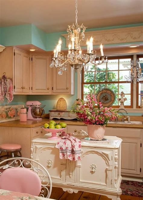 Girly Kitchen  Home Decor  Pinterest
