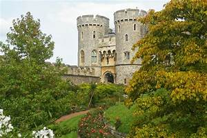 Antiques And Teacups Windsor Castle Christmas Decorating