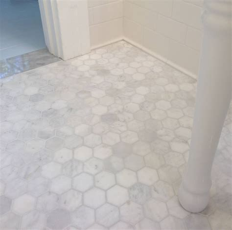 hexagon floor tile latest large white hexagon floor tile