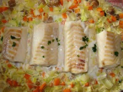 plat facile à cuisiner cabillaud legumes cookeo recette facile à la maison