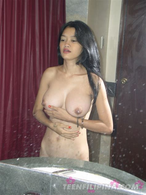 Busty Filipina Has Amateur Sex In The Shower Filipina